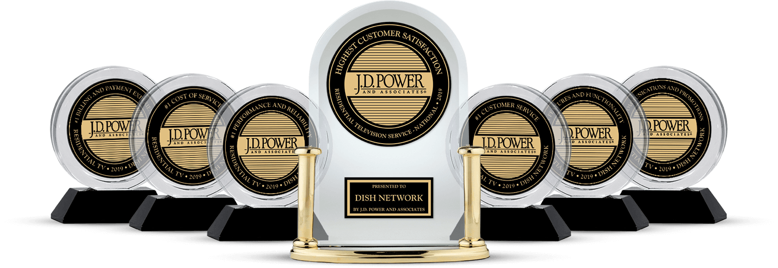 DISH Customer Satisfaction - Ranked #1 by JD Power - PG Communication Technologies, LLC in YUMA, Arizona - DISH Authorized Retailer