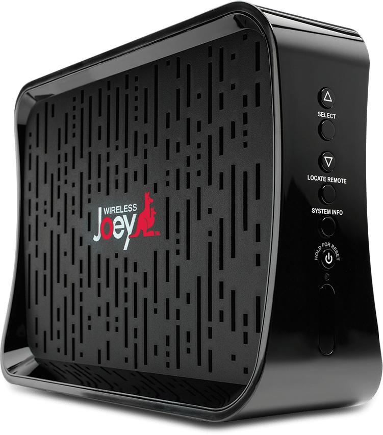 The Wireless Joey - TV in Every Room - No Wires - YUMA, Arizona - PG Communication Technologies, LLC - DISH Authorized Retailer
