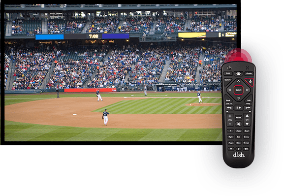 Watch Sports with the DISH Voice Remote - YUMA, Arizona - PG Communication Technologies, LLC - DISH Authorized Retailer